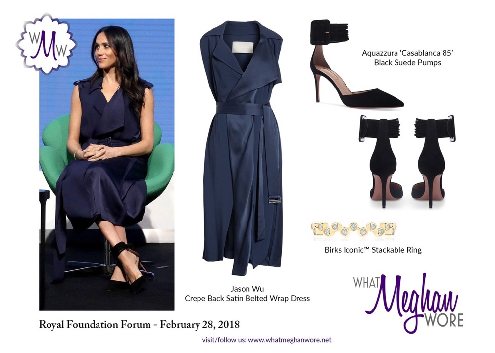 Making a Royal Foundation Difference in Jason Wu and Aquazzura ...