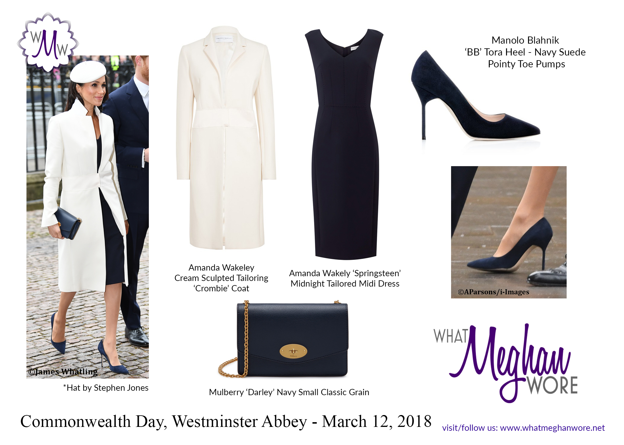 meghan in british brands for commonwealth service \u2013 what meghan wore  a quick look at everything that meghan and kate wore today in collages done by susan c \u2013
