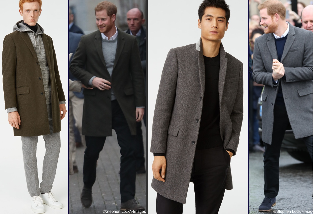 what harry wore what meghan wore