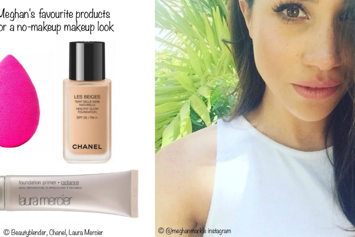 8154a92189c Meghan's Royal Beauty Regimen That Anyone Can Have! – What Meghan Wore