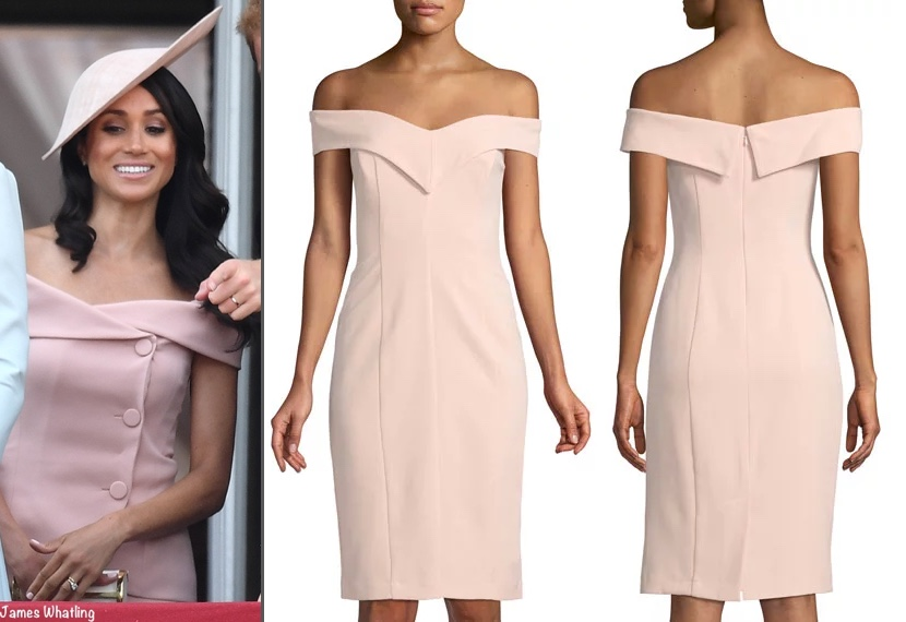 Dressessuits What Meghan Wore
