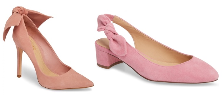1b2cec1249d JUNE 27  For the Aquazzura Deneuve Bow Pointy Toe Pumps ( 750) Meghan wore  to the Queen s Young Leaders Awards