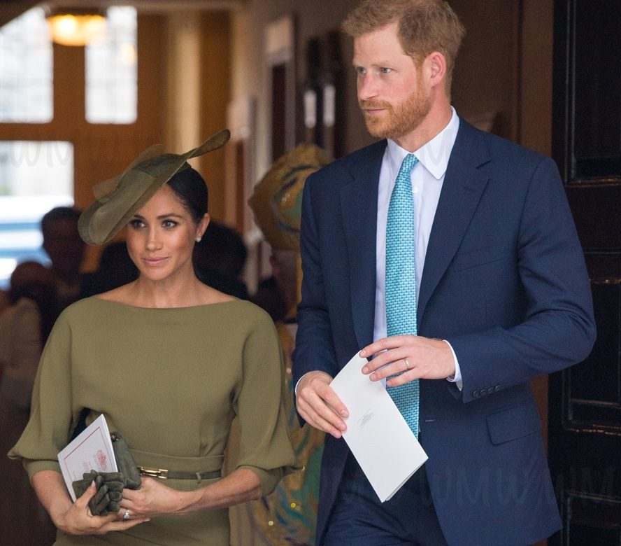 The Original What Meghan Wore Site And