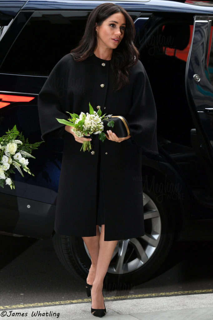 Harry and Meghan Pay Respects to Victims of Terror Attacks (A Non