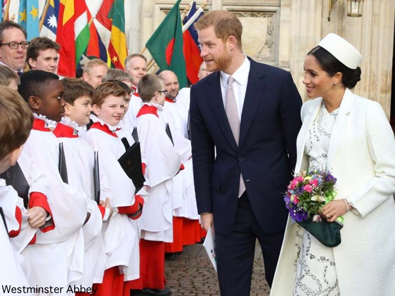 Meghan Markle Fashion Blog What Meghan Wore