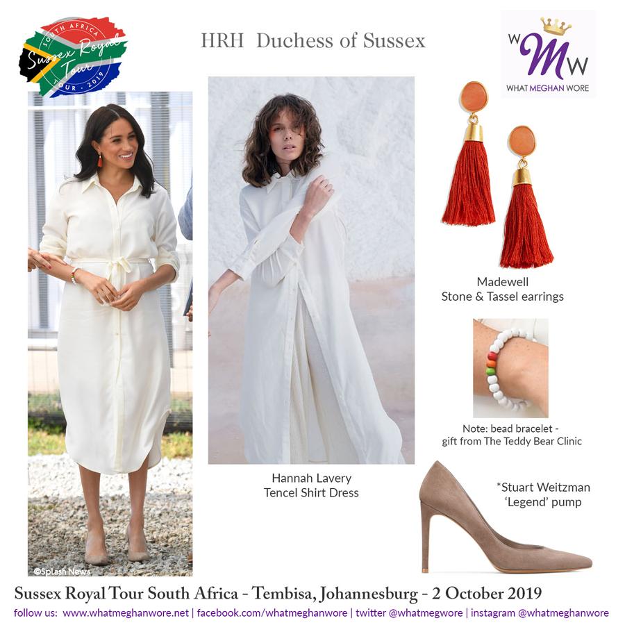 Instagram Resized Wmw Royal Tour Safrica Hannah Lavery Shirt Dress What Meghan Wore