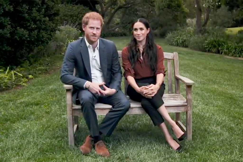 This image has an empty alt attribute; its file name is harry-and-meghan-time-100-abc-2-1024x683.jpg