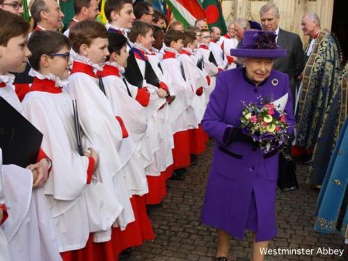 Queen Leaving Commonwealth Service Mar 11 2019 via WA
